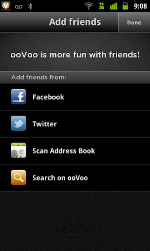 ooVoo Video Call for Android