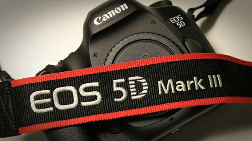 Canon EOS 5D Mark III Firmware For Mac