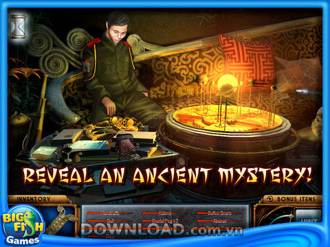 Secrets of the Dragon Wheel HD for iPad