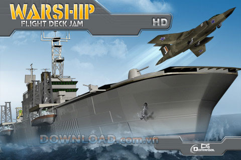 Warship: Flight Deck Jam HD for iOS