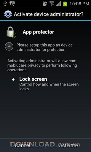 MobiUlock for Android