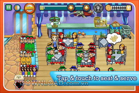 Diner Dash for iOS