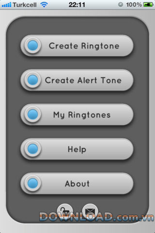 MP3 2 Ringtone Free for iOS