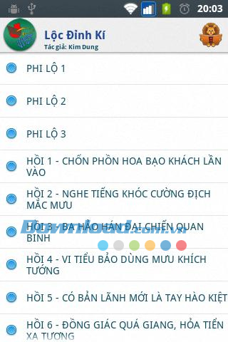 Lộc Đỉnh Kí for Android