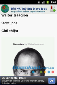 Tiểu Sử Steve Jobs for Android