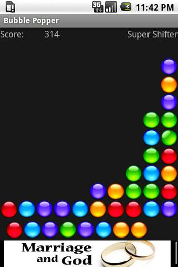 Bubble Popper For Android