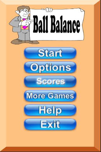 Ball Balance Game For Android