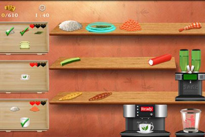 Sushi Bar Lite For Android