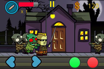 Zombie Village For Android