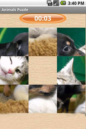 Animals Puzzle For Android