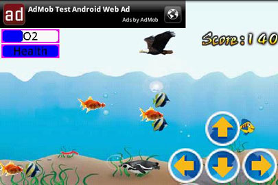 Diving Penguin For Android