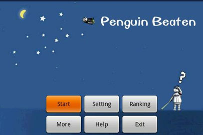 Penguin Beaten Free For Android