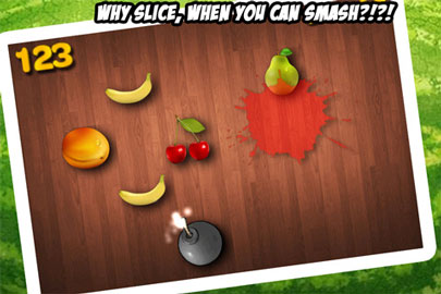 Fruit Smash Lite For iOS