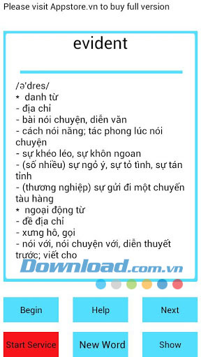 600 từ vựng TOEIC for Android