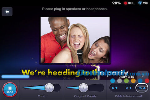 Soulo Karaoke for iOS