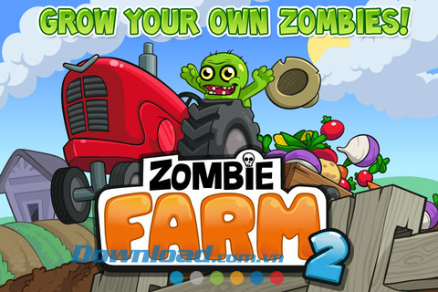 Zombie Farm 2 for iOS