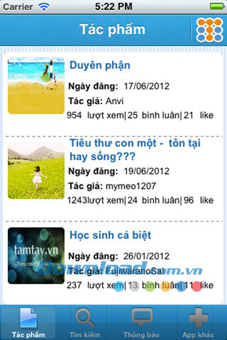 TeenStory for iOS