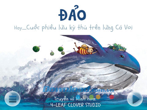 Đảo for iPad