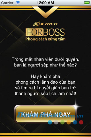 ForBoss for iOS