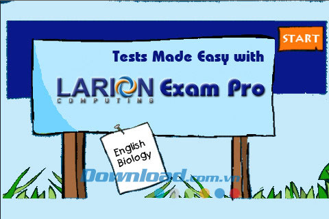 Larion exam pro for student for iOS