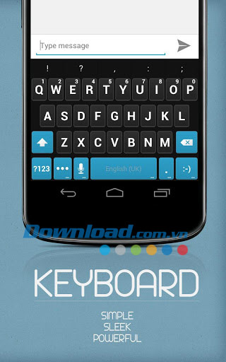 Siine Shortcut Keyboard for Android