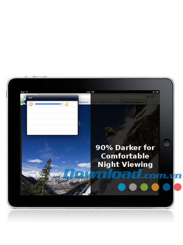 Aarde Web Browser Lite for iPad