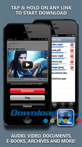 Apps4Stars iDownloader Free for iOS