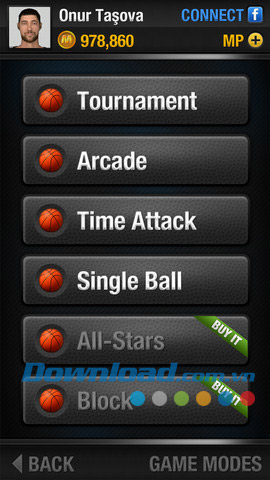 Real Basketball for iOS