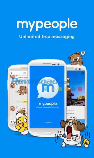 mypeople Messenger for Android