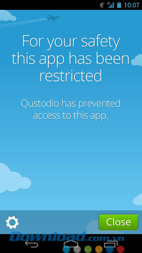Qustodio for Android