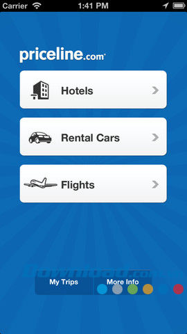 Priceline for iOS