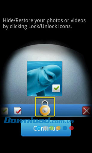 PhotoSafe for Android
