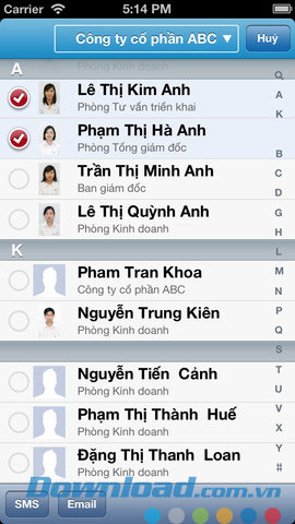 AMIS HRM for iOS