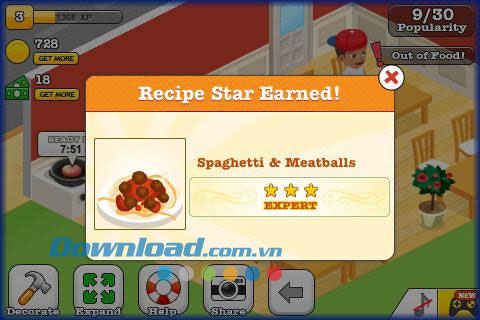 Tiny Chef for Android