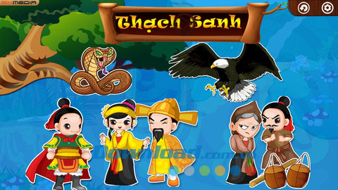 Thạch Sanh for iOS