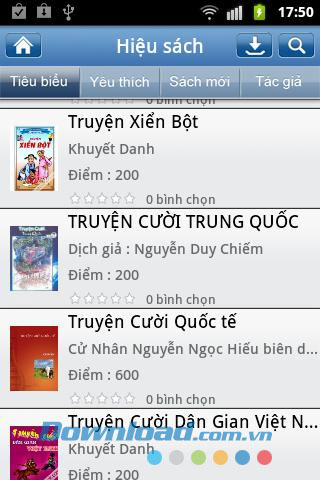 Truyện tiếu lâm for Android