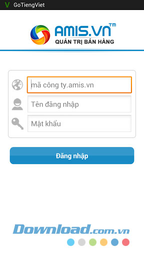 AMIS CRM for Android