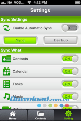 Mobile Sync Pro for iOS