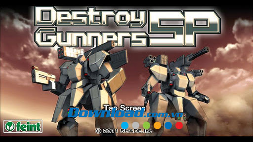 Destroy Gunners SP for Android