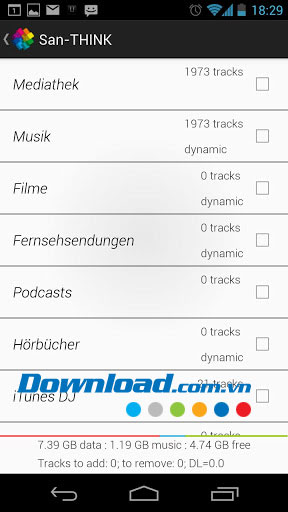 TuneDroid for Android