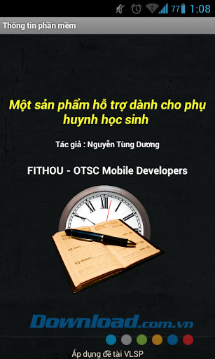 Tiếng Việt cho bé for Android