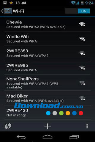 Free Wifi for Android