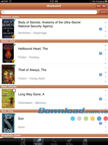 iBookshelf Lite for iOS