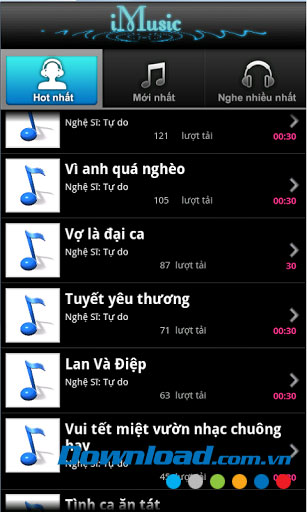Nhạc chuông hay for Android