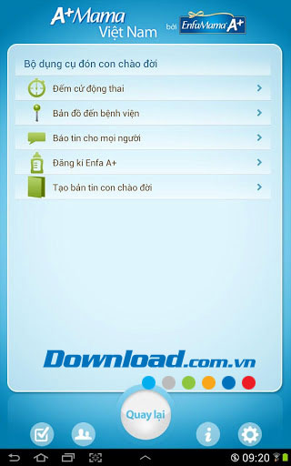 A+ Mama Việt Nam for Android