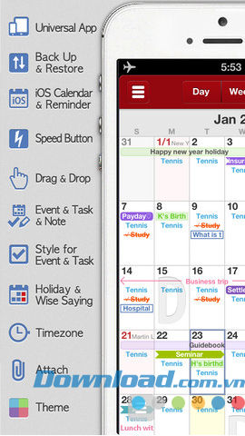Plan & Note Lite for iOS