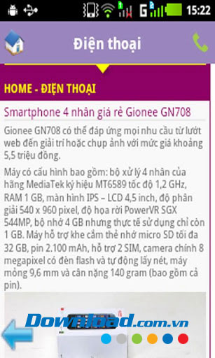 Cẩm nang mobile 2013 for Android