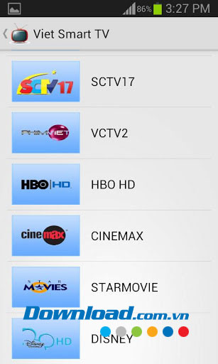 Viet Smart TV for Android