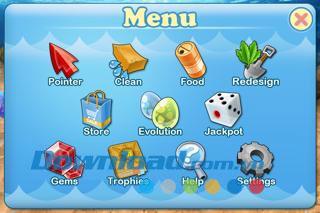 T i fish tales for ios 1 9 5 2 game qu n l h c tr n for Fish tales menu