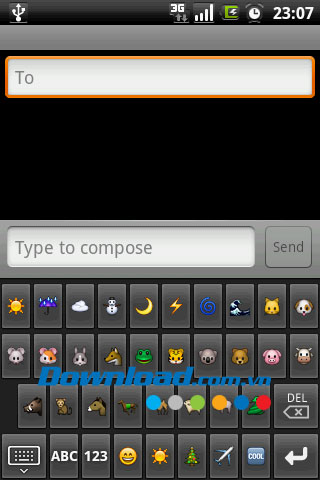 Emoji Keyboard for Android